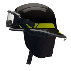 Bullard LTX Series Helmet with Goggles